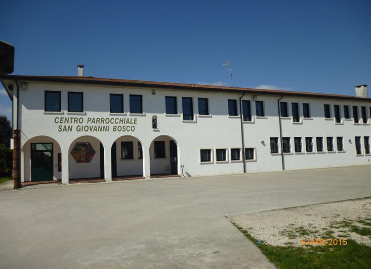 Centro parrocchiale 2015