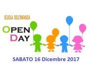 OPEN DAY 2017 – Scuola dell'infanzia